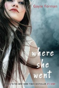 Where She Went book cover.